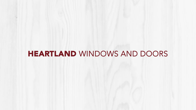 Doctor Exteriors - Heartland Windows and Doors