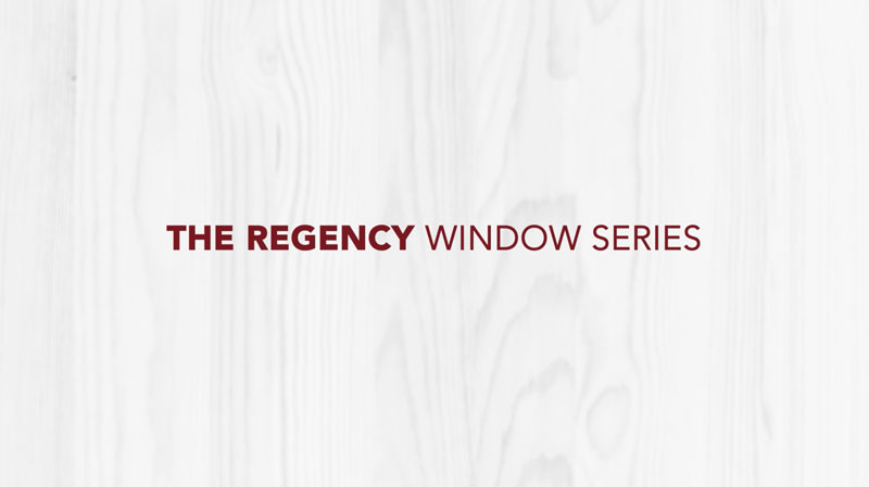Doctor Exteriors - The Regency Window Series